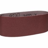 3m Sanding Belt,24 in. L x 3 in. W,120 Grit  340D - 1