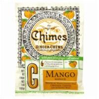 Chimes Mango Ginger Chews