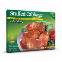 Meal Mart Stuffed Cabbage with Meat in Tomato Garlic Sauce Family Value Pack