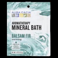 Aura Cacia Soothing Heat Mineral Bath