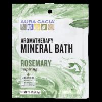 Aura Cacia Inspiration Aromatherapy Mineral Bath