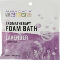 Aura Cacia Lavender Mineral Bath