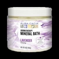 Aura Cacia Lavender Harvest Mineral Bath