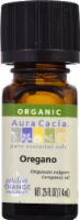 Aura Cacia Organic Oregano Pure Essential Oil