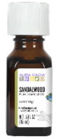 Aura Cacia Sandalwood Pure Essential Oil