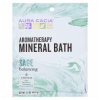 Aura Cacia Balancing Sage Purify Mineral Bath