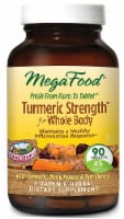 MegaFood Turmeric Strength for Whole Body Tablets