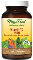 MegaFood Vitamin D3 Tablets 1000 IU