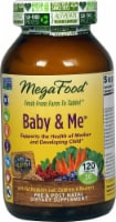 MegaFood  Baby and Me™ Pre & Post Natal Multivitamin