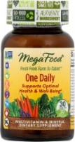 MegaFood One Daily Multivitamin Tablets