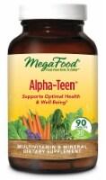 MegaFood  Alpha-Teen Tablets