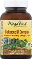 MegaFood Balanced B Complex Tablets - 30 ct