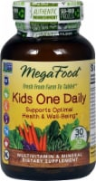 MegaFood Kid's One Daily Tablets 30 Count