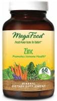 MegaFood  Zinc - 60 Tablets