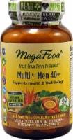 MegaFood Multi for Men 40 Plus Tablets