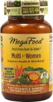 MegaFood  Multi for Women - 60 Tablets