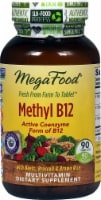 MegaFood Methyl B12 Tablets
