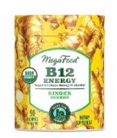 MegaFood B12 Ginger Energy Gummies - 90 ct