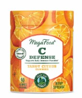 MegaFood Tangy Citrus C Defense Gummies