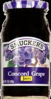 Smucker's Concord Grape Jam Spread