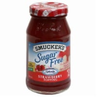 Smucker's Sugar-Free Strawberry Topping