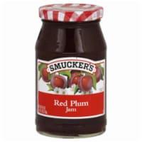 Smucker's Red Plum Jam Spread - 18 oz