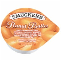 Smucker Peanut Butter, 3/4 Ounce -- 200 per case. - 200-.75 OUNCE