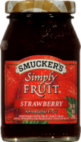 Smucker's Simply Fruit Strawberry Spread