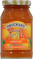 Smucker's Simply Fruit Apricot Spread