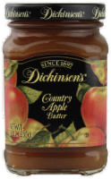 Dickinson's Country Apple Butter - 9 oz