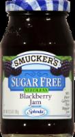 Smucker's Sugar Free Seedless Blackberry Jam Spread