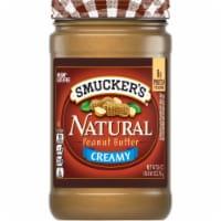 Smucker's Natural Creamy Peanut Butter