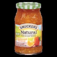 Smucker's Natural Orange Marmalade Fruit Spread - 17.25 oz