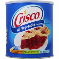 Crisco All-Vegetable Shortening