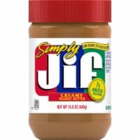 Jif Simply Creamy Peanut Butter