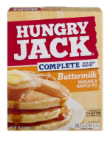 Hungry Jack Complete Buttermilk Pancake Mix
