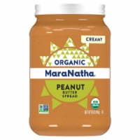 MaraNatha Organic Creamy Peanut Butter - 16 oz