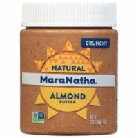 MaraNatha Crunchy Almond Butter
