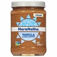 MaraNatha Vanilla Raw Almond Butter