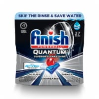 Finish Quantum Dishwashing Tablets