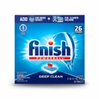 Finish Powerball Deep Clean Disdhwashing Tablets