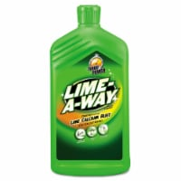 Lime-A-Way Lime, Calcium and Rust Remover, 28 Oz Bottle 87000CT - 1
