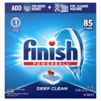 Finish Powerball Fresh Scent Dishwasher Detergent Tablets