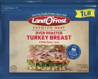Land O' Frost Premium Oven Roasted Turkey Breast Lunch Meat