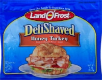 Land O'Frost Deli Shaved Honey Turkey