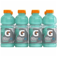 Gatorade Frost Arctic Blitz Thirst Quencher Electrolyte Enhanced Sports Drinks 8 Count