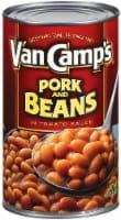 Van Camp's Pork & Beans In Tomato Sauce - 53 oz