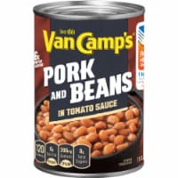 Van Camp's Pork and Beans in Tomato Sauce