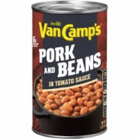 Van Camp's Pork And Beans in Tomato Sauce - 28 oz