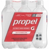 Propel Water Zero Calorie Watermelon Sports Drink Enhanced with Electrolytes